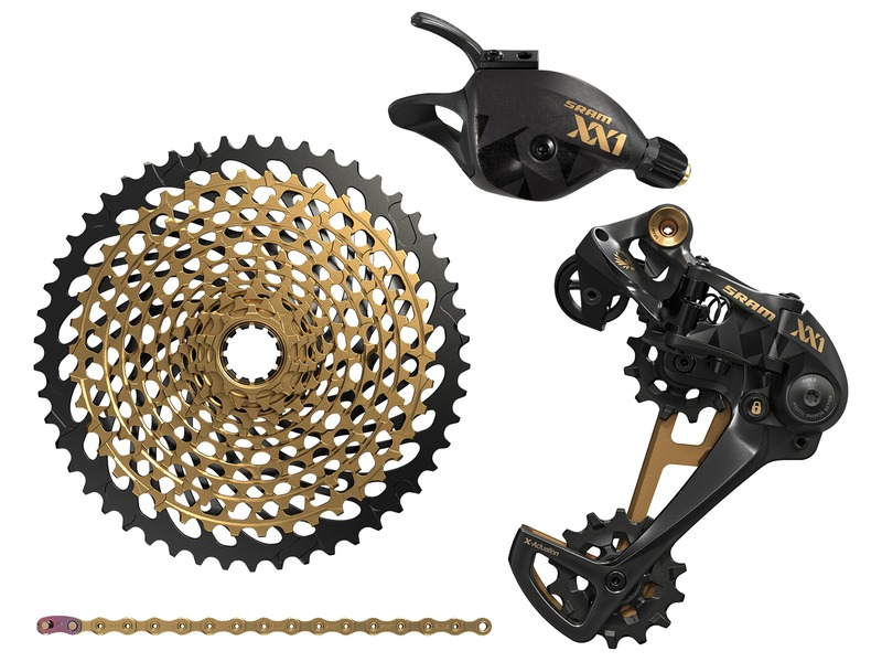 1x12 Eagle groupset