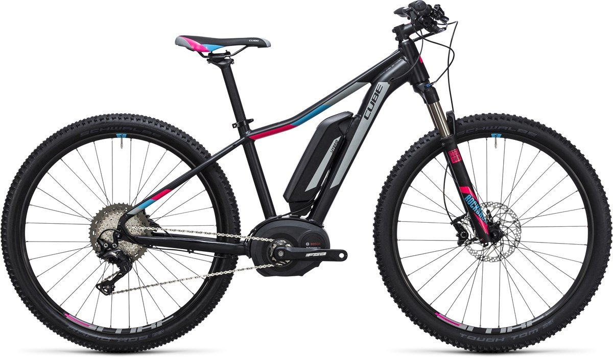 CUBE ACCESS WLS HYBRID RACE 500 (black) 27.5 2017