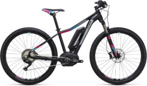 CUBE electric bikes ACCESS WLS HYBRID RACE 500 (black) 29 2017