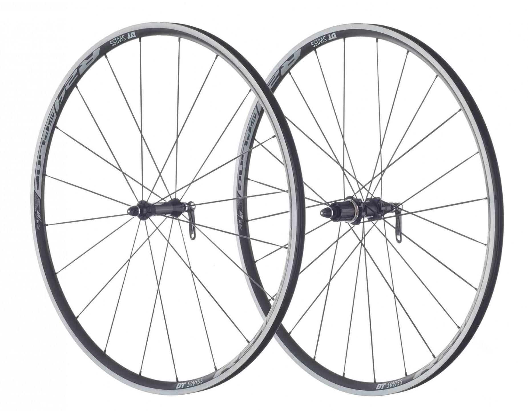 DT-Swiss R24 disc wheels