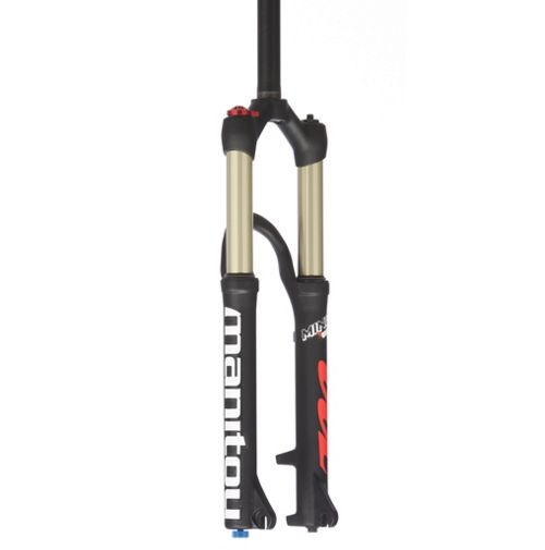 Manitou Minute Comp forks