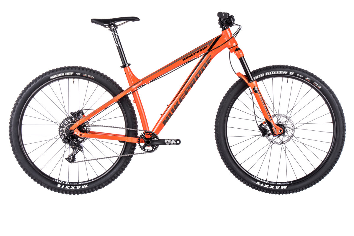 NUKEPROOF SCOUT 290 RACE 29 2017 Bike