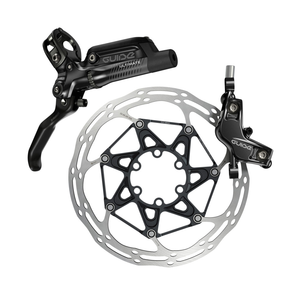 SRAM Ultimate 200mm 180mm