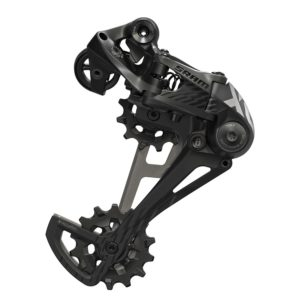 SRAM X01 EAGLE CARBON BLACK 12-Speed