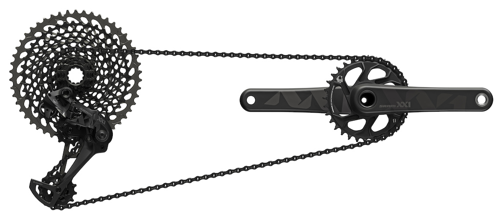 SRAM XO1 Eagle 12-speed drivetrain