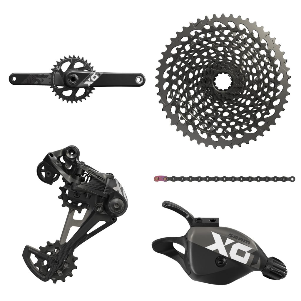 Sram's 1x12 Eagle groupset