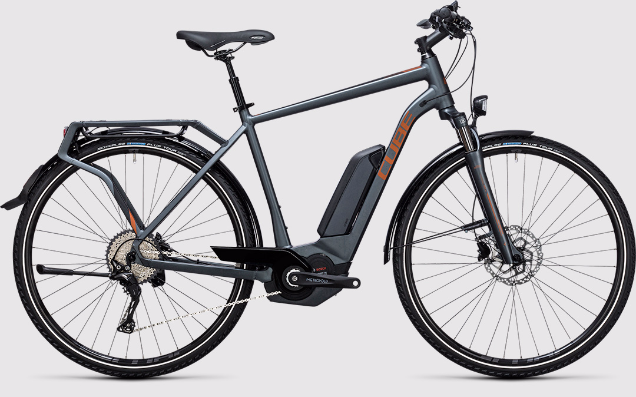 CUBE TOURING HYBRID EXC 500 2017