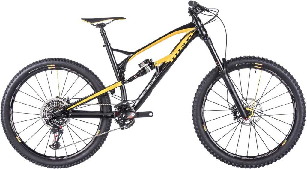 nukeproof mega 275 team mountain bike