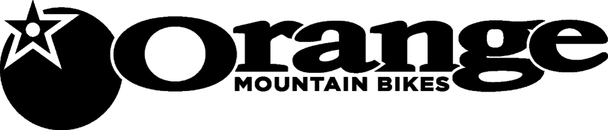 orange mountain bikes logo