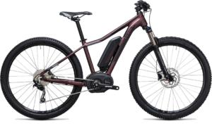 CUBE electric bikes ACCESS WLS HYBRID PRO 500 (bronze) 29 2017