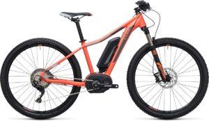 CUBE electric bikes ACCESS WLS HYBRID RACE 500 (orange) 29 2017