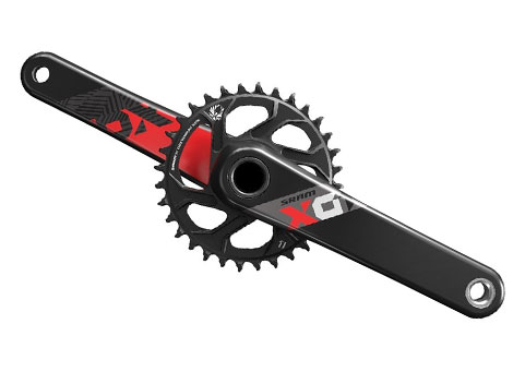 SRAM X01, Eagle, 12 SPEED 34T