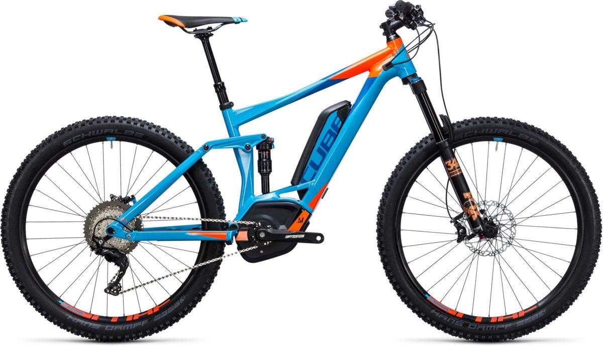 STEREO HYBRID 140 HPA RACE blue