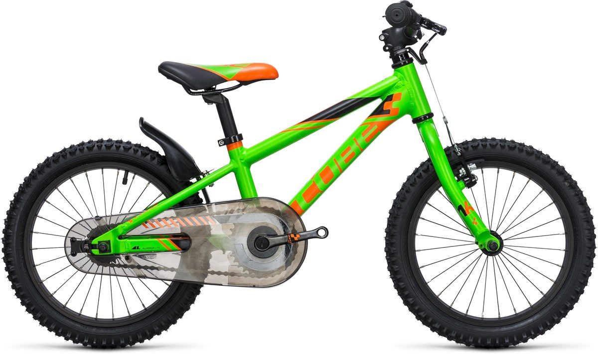 CUBE KID 160 (green & orange)