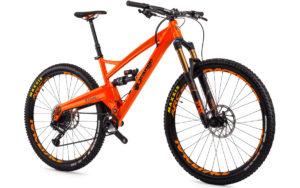 Orange mountain bikes ORANGE STAGE 5 FACTORY 29 2017