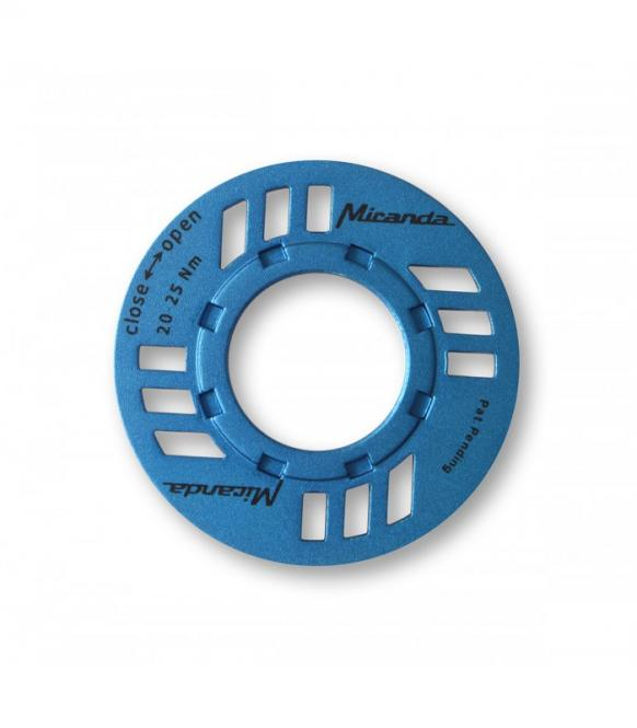 Bosch Miranda E-Chain Guard Nut (blue)