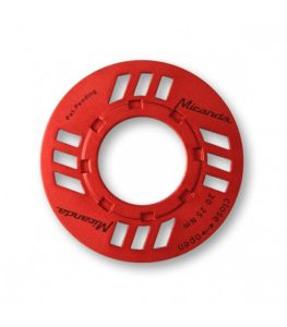 Bosch Miranda E-Chain Guard Nut (red)
