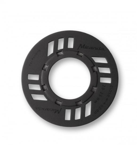 Bosch Miranda E-Chain Guard Nut (black)