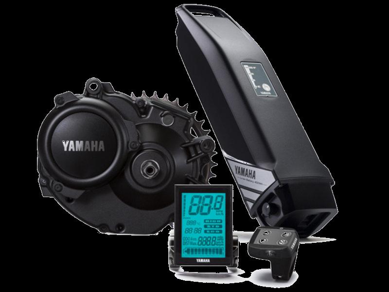 yamaha pw ebike system