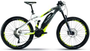 haibike SDURO AllMtn 7.0 mountain bike