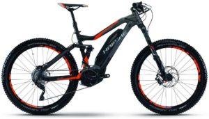 haibike SDURO AllMtn 8.0 mountain bike