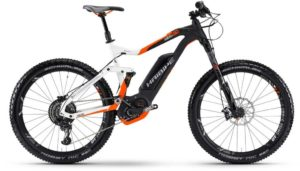 haibike xduro ALLMTN 8.0 mountain bike