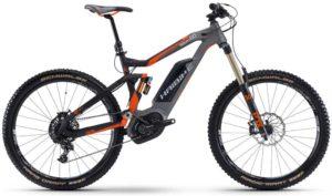 haibike XDURO NDURO 8.0 mountain bike