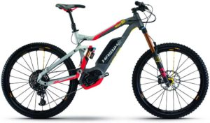 haibike XDURO NDURO 9.0 mountain bike