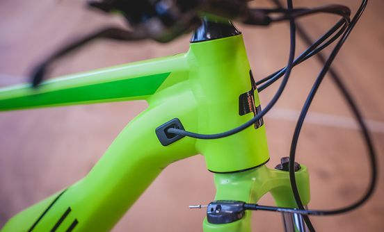 cube acid hybrid 2018 head tube