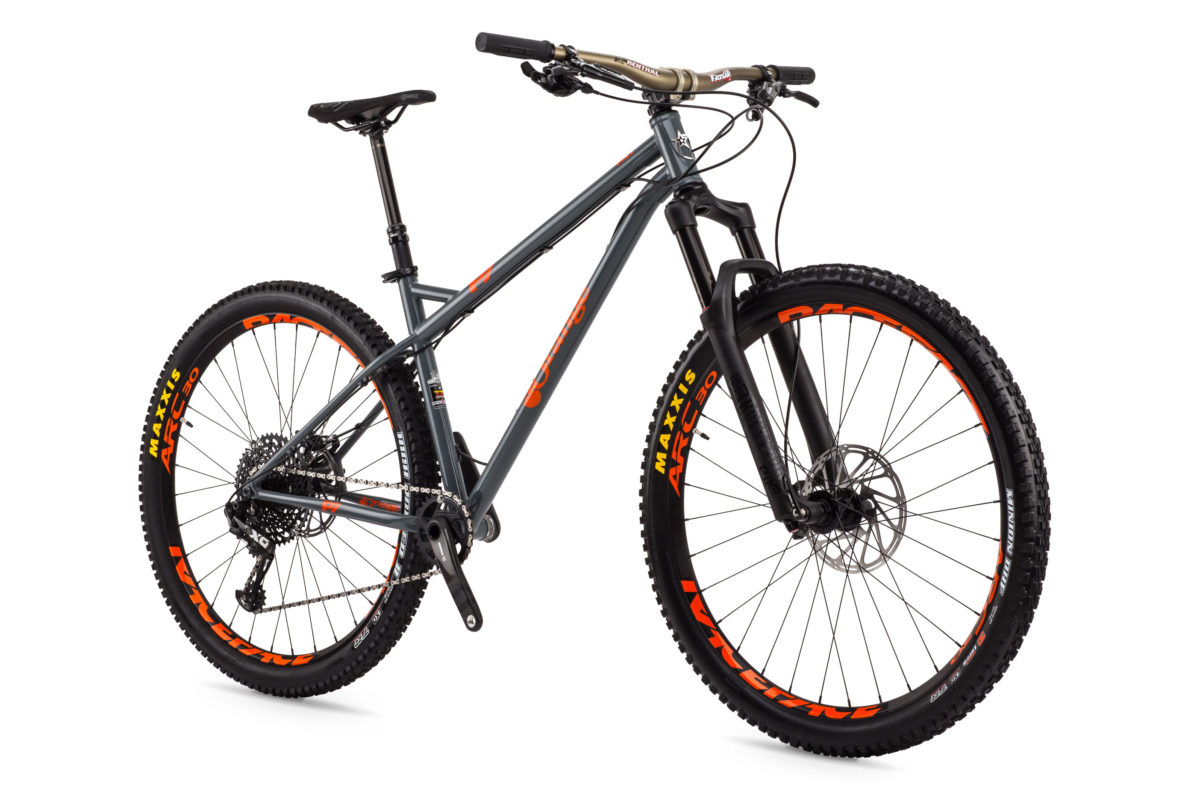 ORANGE P7 RS 29 2018 Bike