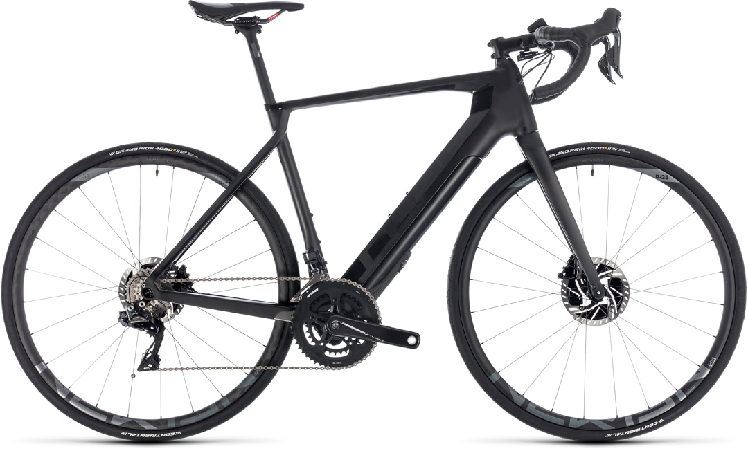 CUBE AGREE HYBRID C62 SLT DISC 2018