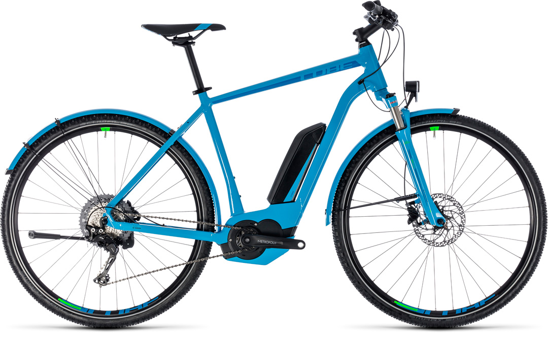 CUBE CROSS HYBRID RACE ALLROAD 500 2018 men