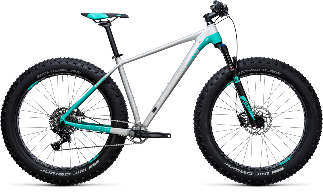 CUBE NUTRAIL PRO 2018