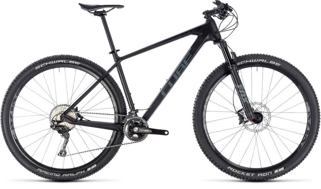 CUBE REACTION C62 RACE 29 2018 black