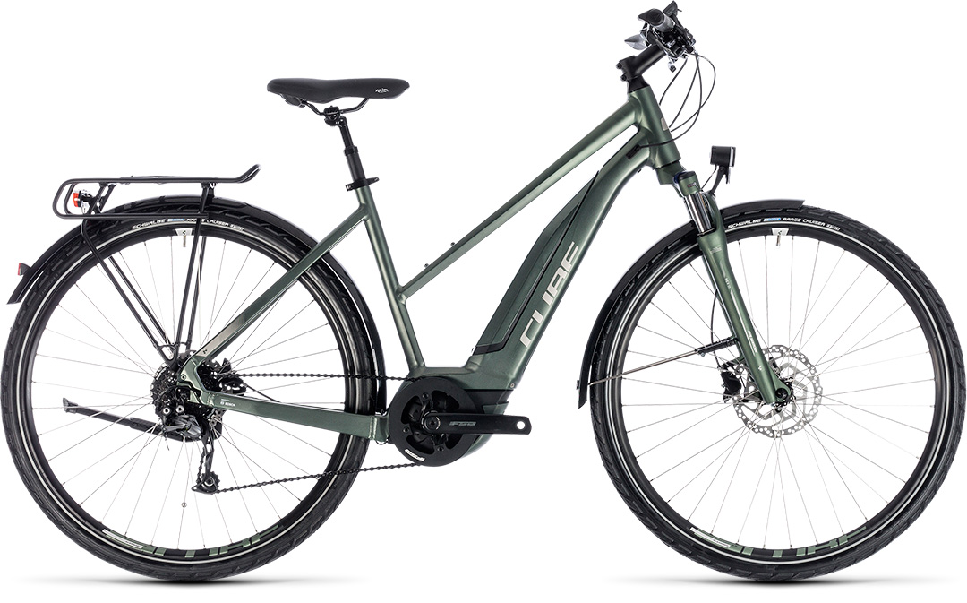 CUBE TOURING HYBRID ONE 500 2018 grey t