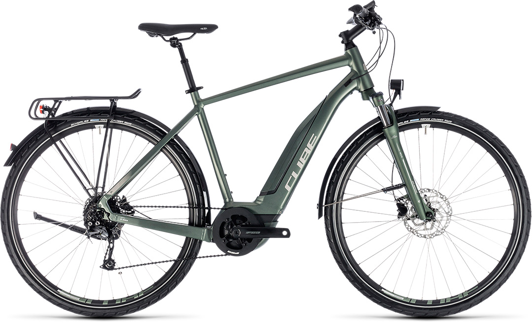 CUBE TOURING HYBRID ONE 500 2018 grey