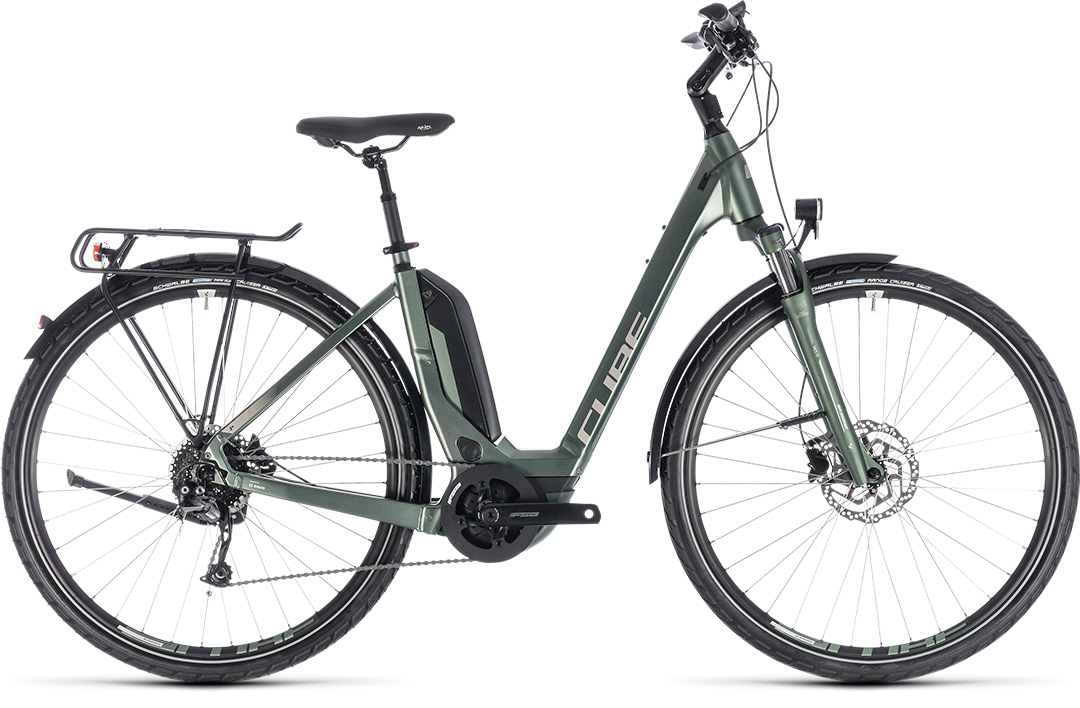 CUBE TOURING HYBRID ONE 500 2018grey ee