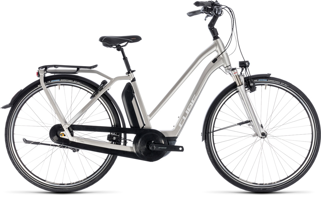 CUBE TOWN HYBRID EXC 500 2018 t