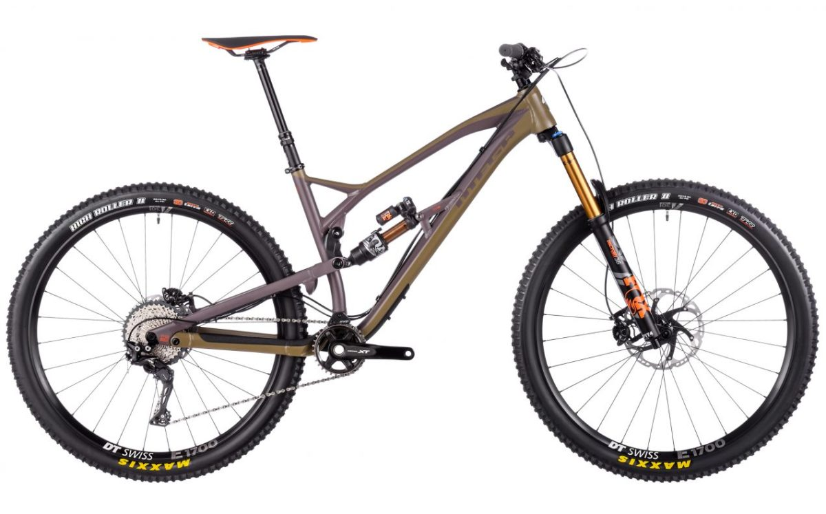 NUKEPROOF MEGA 290 FACTORY 29 2018