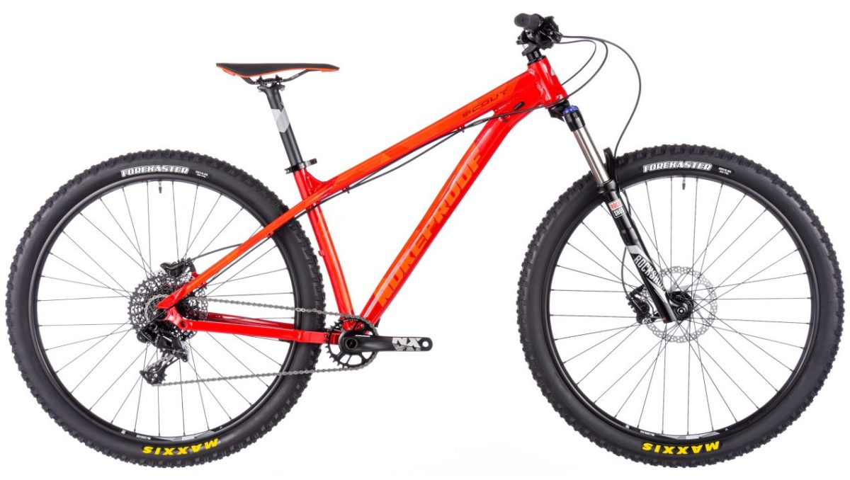 NUKEPROOF SCOUT 290 RACE 29 2018