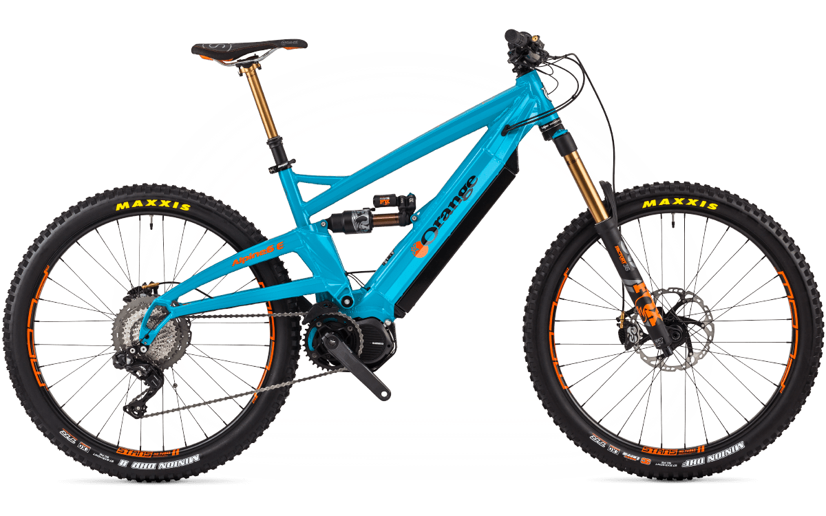 ORANGE ALPINE 6 E FACTORY 27 5 2018