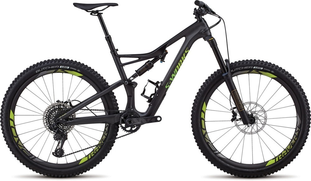 SPECIALIZED S-WORKS STUMPJUMPER 29 6FATTIE 29 2018