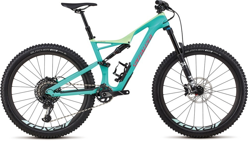 SPECIALIZED STUMPJUMPER EXPERT 650B 27 5 2018