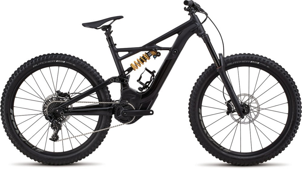 SPECIALIZED TURBO KENEVO EXPERT 6FATTIE 27 5 2018 gloss black