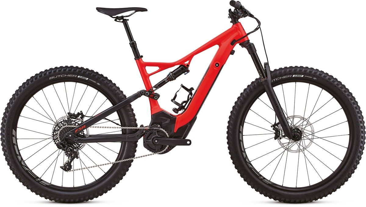 SPECIALIZED TURBO LEVO FSR COMP 6FATTIE 27 5 2018 red