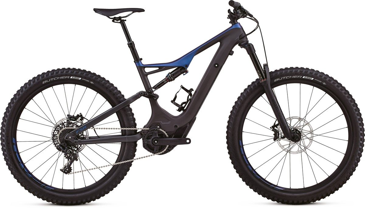 SPECIALIZED TURBO LEVO FSR COMP CARBON 6FATTIE 27 5 2018 grey blue
