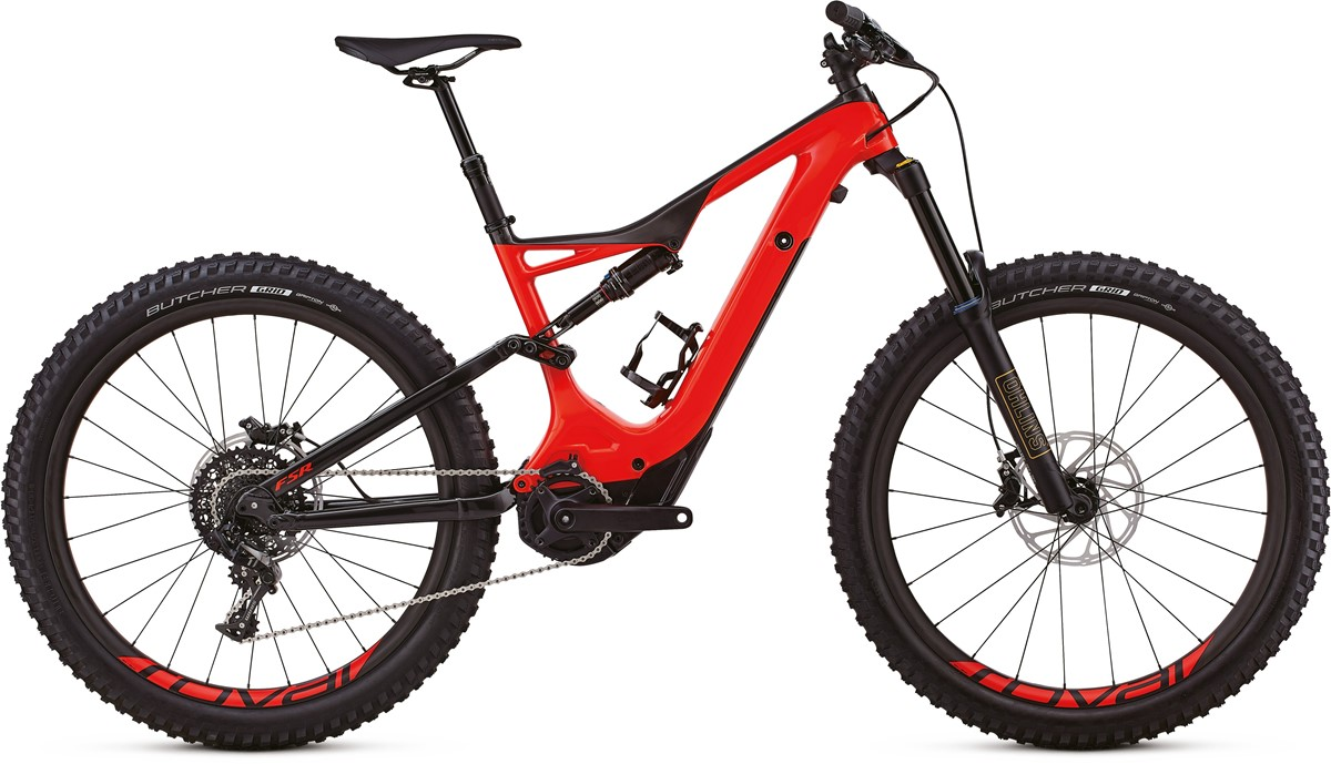 SPECIALIZED TURBO LEVO FSR EXPERT CARBON 6FATTIE 27 5 2018