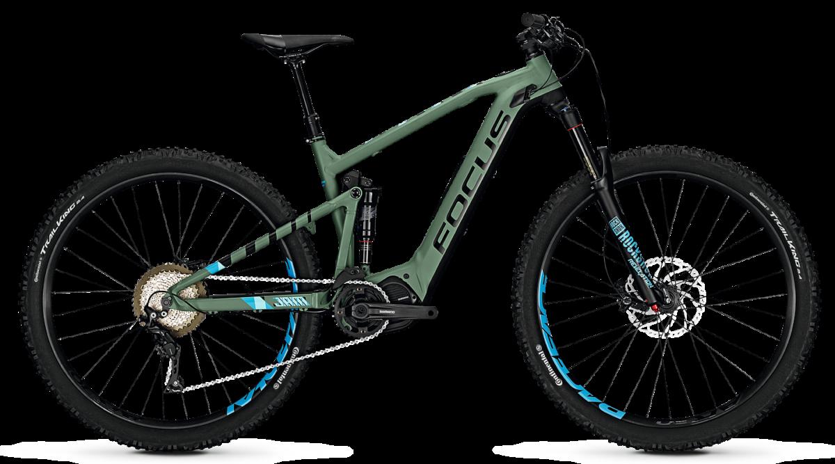 FOCUS JAM² 29 2018 green