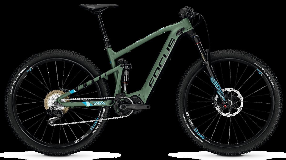 FOCUS JAM² 29 PRO 29 2018 green
