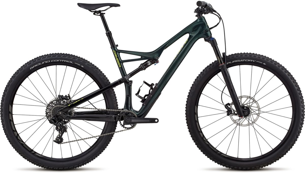SPECIALIZED CAMBER COMP CARBON 29 – 1X 29 2018